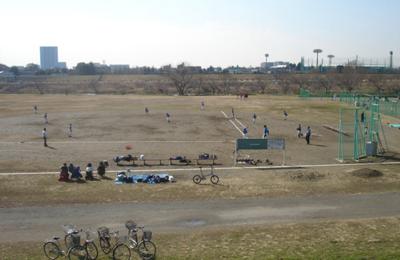 多摩川緑地広場_大田区_草野球グラウンドガイド